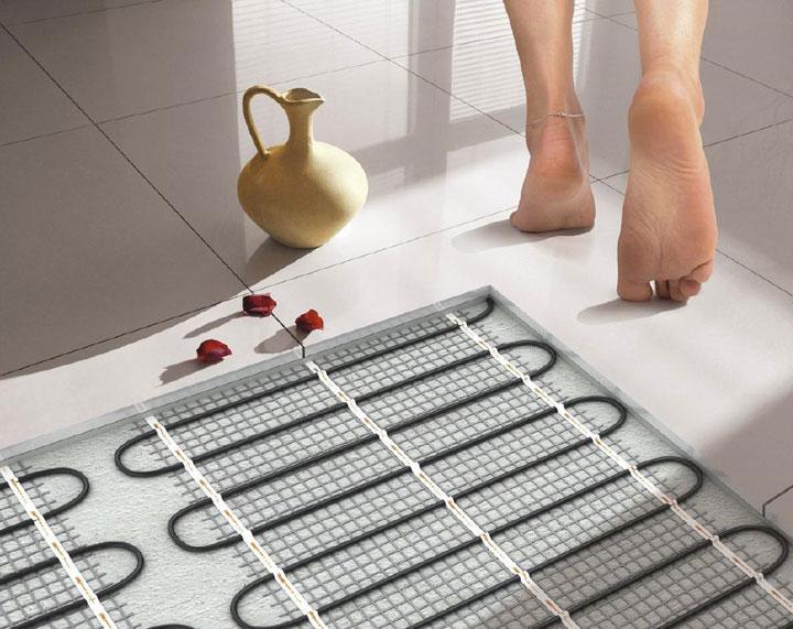 Какой теплый пол лучше выбрать под плитку
