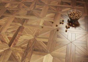 Модульный деревянный пол