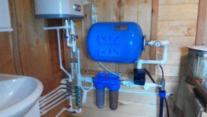 Виды водоснабжения частного дома