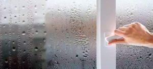 Высокая влажность в помещении
